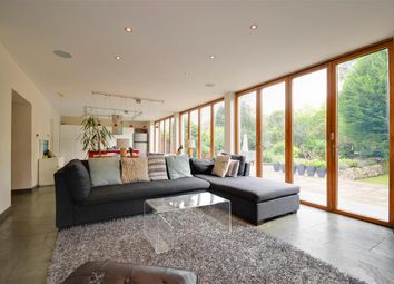 Thumbnail 4 bed detached house for sale in The Warren Drive, London