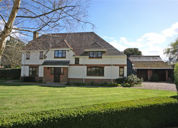 Thumbnail 5 bed detached house for sale in Wingate Lane, Long Sutton, Hook, Hampshire