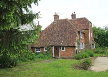 Thumbnail 2 bed semi-detached house to rent in Paley Lane, Colliers Green, Cranbrook, Kent
