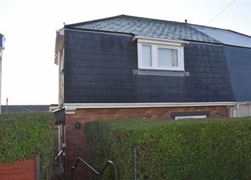 Thumbnail 3 bed semi-detached house for sale in Teilo Crescent, Swansea