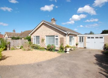 Thumbnail 2 bedroom detached bungalow for sale in Homefield Paddock, Beccles