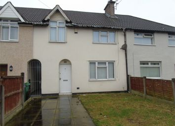Thumbnail 3 bed terraced house for sale in Scarisbrick Drive, Norris Green, Liverpool, Merseyside
