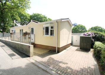 Thumbnail 2 bed mobile/park home for sale in Bittaford, Ivybridge