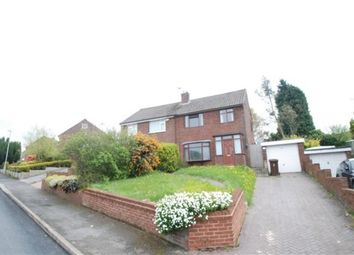 Thumbnail 3 bed semi-detached house for sale in Lyne Edge Crescent, Dukinfield