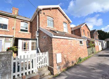Thumbnail 2 bed terraced house for sale in Hillside View, Peasedown St. John, Bath, Somerset