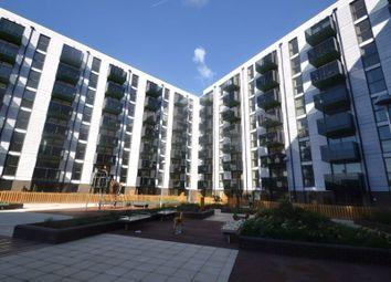 Thumbnail 3 bed flat to rent in Swanton Court, Thurston Point, Lewisham