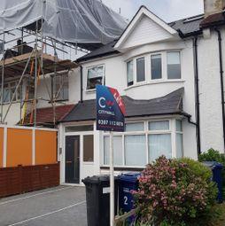 Thumbnail 3 bed maisonette to rent in Woodville Road, Golders Green, London