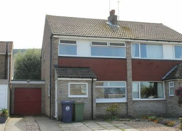 Thumbnail 3 bed semi-detached house for sale in Quorn Close, Hunters Hill, Guisborough