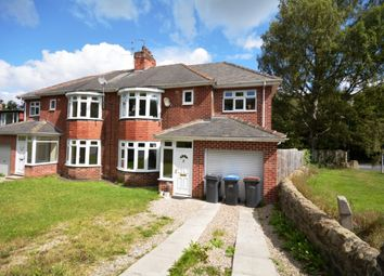 Thumbnail 4 bed semi-detached house for sale in Dryburn Road, Framwellgate Moor, Durham