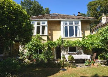 Thumbnail 4 bed detached house for sale in Hermitage Road, Bath