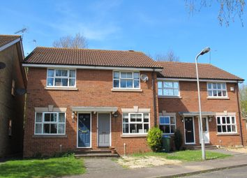 Thumbnail 2 bed terraced house to rent in Anxey Way, Haddenham, Aylesbury
