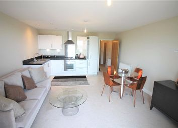 Thumbnail 1 bed flat to rent in Red Lion Court, 1B The Broadway, Greenford