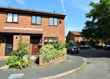 Thumbnail 3 bed town house to rent in Wimborne Close, Worcester Park