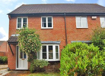 Thumbnail 3 bedroom semi-detached house to rent in Boscawen Way, Thatcham, Berkshire