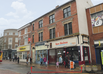 Thumbnail Retail premises for sale in High Street, Burton-On-Trent