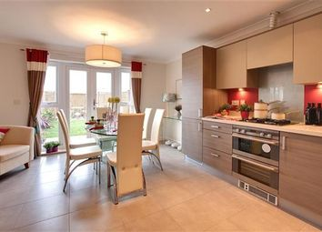 Thumbnail 3 bed property for sale in William Morris Way, Tadpole Garden Village, Swindon
