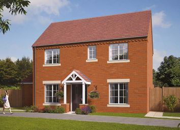 Thumbnail 3 bed detached house for sale in Redlands Park, Brandon Road, Swaffham
