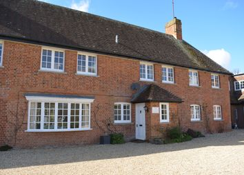 Thumbnail 3 bed terraced house for sale in West Stowell, Marlborough