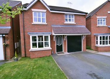 Thumbnail 4 bedroom detached house for sale in Hatherton Avenue, Brindley Village, Stoke-On-Trent