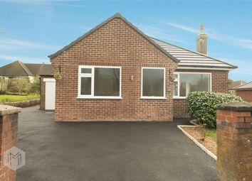 Thumbnail 2 bedroom detached bungalow for sale in Stratford Avenue, Bury, Lancashire