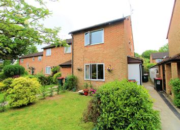 Thumbnail 1 bed end terrace house for sale in Buchans Lawn, Crawley, West Sussex.
