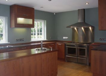 Thumbnail 5 bed detached house to rent in The Moat House, Winstanley Park, Wigan