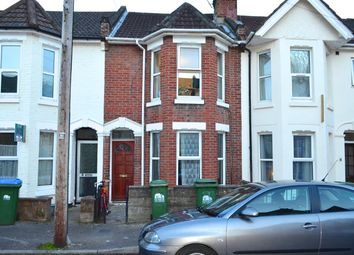 Thumbnail 5 bedroom terraced house to rent in Thackery Road, Southampton, Hampshire