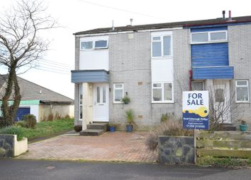 Thumbnail 3 bed semi-detached house for sale in St. Michaels Road, Stratton, Bude