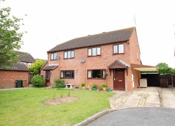 Thumbnail 3 bed semi-detached house for sale in Upton Gardens, Upton-Upon-Severn, Worcester