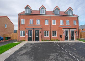 3 bed town house for sale in Fabian Grove, Peterborough PE2