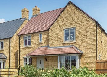 "Thumbnail 4 bed detached house for sale in ""The Farnham"" at Stratford Road, Mickleton, Chipping Campden"