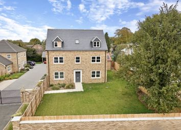 Thumbnail 5 bed detached house for sale in Cedar Close, Fenstanton, Huntingdon, Cambridgeshire