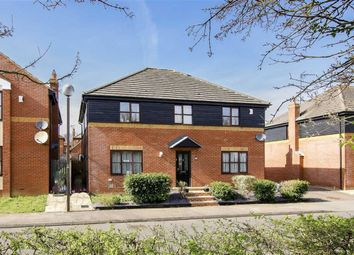 Thumbnail 5 bed detached house for sale in Winstanley Lane, Shenley Lodge, Milton Keynes, Buckinghamshire