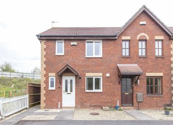 Thumbnail 3 bedroom end terrace house for sale in Fennel Drive, Bradley Stoke, Bristol