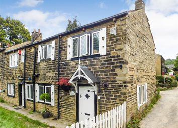 Thumbnail 2 bed end terrace house for sale in Laburnum Place, Apperley Bridge, Bradford
