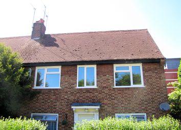 Thumbnail 2 bedroom maisonette to rent in Beechwood Gardens, Slough
