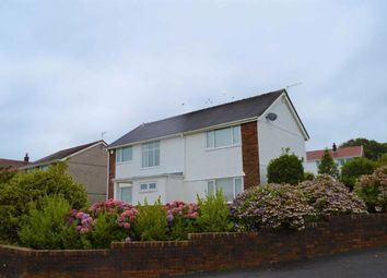 Thumbnail 4 bed detached house for sale in Rhyd Y Defaid, Swansea