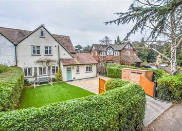 Thumbnail 4 bed semi-detached house for sale in Farquhar Street, Bengeo, Herts