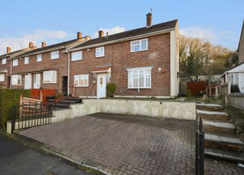 Thumbnail 2 bedroom terraced house for sale in Newland Road, Bishopsworth, Bristol