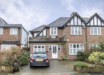 Thumbnail 4 bed semi-detached house to rent in Revell Road, Norbiton, Kingston Upon Thames