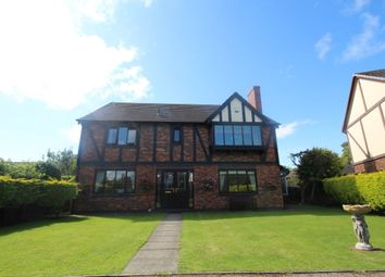 Thumbnail 5 bed detached house for sale in The Hermitage, Thornton-Cleveleys