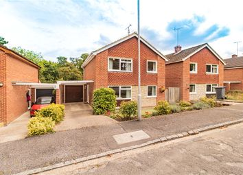Thumbnail 4 bed detached house for sale in Graveney Drive, Caversham, Reading