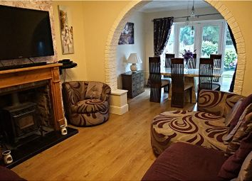 Thumbnail 3 bedroom detached house for sale in Bank Road, Dudley