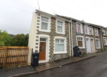 Thumbnail 2 bed terraced house to rent in Rhiw Parc Road, Abertillery