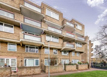 Thumbnail 3 bed flat for sale in Downfield Close, London