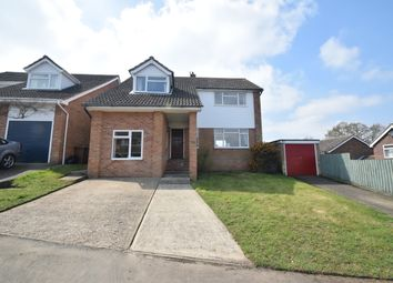Thumbnail 4 bed detached house for sale in Meriton Rise, Hadleigh, Ipswich