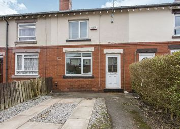Thumbnail 2 bed terraced house for sale in Parkgate Road, Macclesfield
