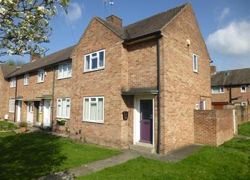 Thumbnail 2 bedroom end terrace house for sale in Fossway, Heworth, York