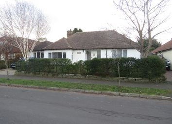Thumbnail 4 bedroom detached bungalow for sale in Border Road, Heswall, Wirral