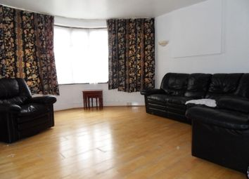 Thumbnail 3 bed flat to rent in Wakemans Hill Avenue, Kingsbury